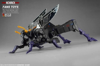[Fanstoys] Produit Tiers - Jouet FT-12 Grenadier / FT-13 Mercenary / FT-14 Forager - aka Insecticons - Page 4 SzwZt1r5