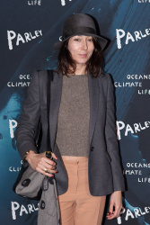 Camille Bidault Waddington - Parley for the Oceans x COP21 @ Les Bains in Paris - 12/08/15