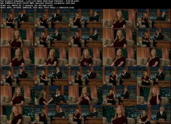 Scarlett Johansson - Late Late Show with Craig Ferguson - 3-26-14