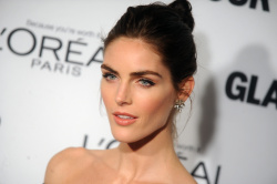 Hilary Rhoda - Glamour's 25th Anniversary Women Of The Year Awards @ Carnegie Hall in NYC - 11/09/15