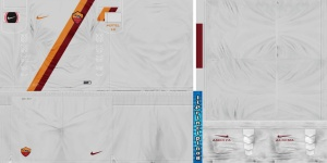 Download A.S. Roma 14-15 Away Kit By ILPrincipino8