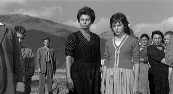 Horalka / Two Women / La Ciociara (1960)