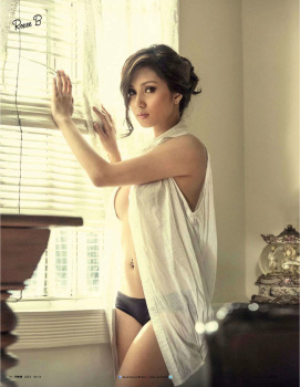 Have roxanne barcelo fhm sexiest women opinion
