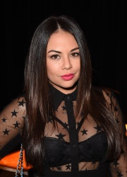 Janel Parrish - Tommy Bahama Private Event during Taylor Swift Concert @ Hyde Staples Center in Los Angeles - 08/22/15