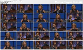 Julie Bowen - Late Night With Seth Meyers - 7-17-14