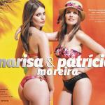 Gatas QB - Patrícia e Marisa Moreira Revista J 459