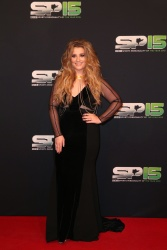Ella Henderson - 2015 BBC Sports Personality Of The Year Award @ Odyssey Arena in Belfast - 12/20/15