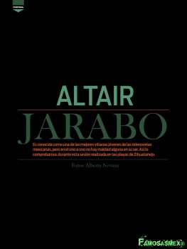 Altair Jarabo Revista Soho Mexico Foto 3