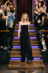 Laura Dern - The Late Late Show with James Corden: February 15th 2017