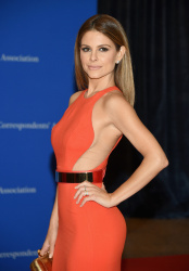 Maria Menounos at the White House Correspondents' Association Dinner in Washington, D.C. - April 25, 2015