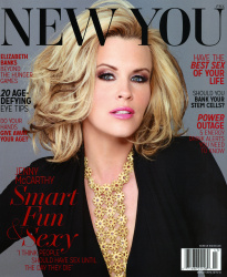 Jenny McCarthy x5 New You Fall, 2014