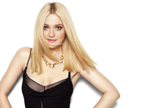 Dakota Fanning - Absolutely Stunning HQ Wallpaper Max Jones photoshoot Dec 2012