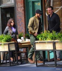 Jake Gyllenhaal & Jonah Hill & America Ferrera - Out And About In NYC 2013.04.30 - 37xHQ LccxfJZ7