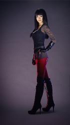 Ksenia Solo - Lost Girl Season Two Promotional Photos