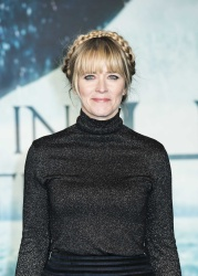 Edith Bowman - In The Heart Of The Sea UK Premiere @ Empire Leicester Square in London - 12/02/15