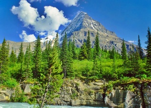 Mount robson wallpapers