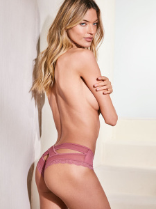 Martha Hunt - Victoria's Secret - March 2017
