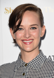 Jess Weixler - She's Funny That Way Premiere @ Harmony Gold in Los Angeles - 08/19/15