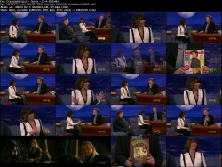 Evangeline Lilly - Conan - 12-4-13