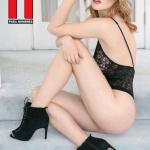 Sylvia Saenz Revista H Agosto 2016 | the4um.com.mx