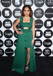 "Becky G - People En Espanol's ""50 Most Beautiful"" 2015 Gala in NYC - 5/12/15"