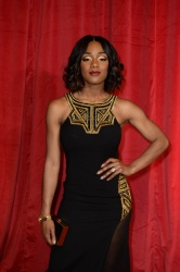 Rachel Adedeji - British Soap Awards 2016 @ Hackney Empire in London - 05/28/16