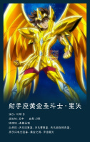 Sagittarius Seiya New Gold Cloth from Saint Seiya Omega EghZZ4t9