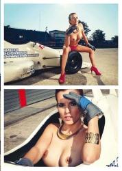 FOTOS: Nadia Terazzolo Revista Playboy Argentina Agosto 2015 15