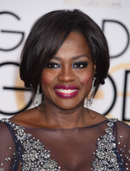 Viola Davis - 73rd Annual Golden Globe Awards @ the Beverly Hilton Hotel in Beverly Hills - 01/10/16
