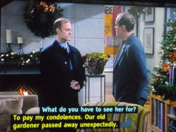 frasier - Christmassy Frasier JiCTI2Cg