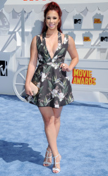 Jillian Rose Reed - 2015 MTV Movie Awards @ Nokia Theatre L.A. Live in Los Angeles - 04/12/15