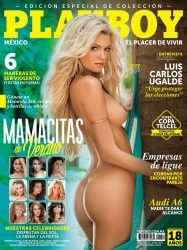 Link to Kristen Nicole – Playboy Issue 152 June 2015 (6-2015) Mexico