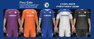 Download PES 2014 Chelsea Fantasy GDB Kits by Onur Cetin
