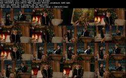 Evangeline Lilly - Craig Ferguson - 12-2-13