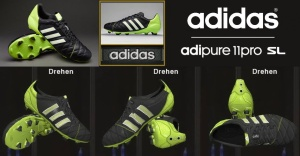 Download PES 2014 Adidas - Adipure 11Pro SL FG by Ron69