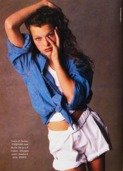 Milla Jovovich 1988