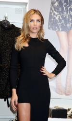 Abbey Clancy - Matalan Occasional Wear Collection Launch @ Oxford Street in London - 11/04/15