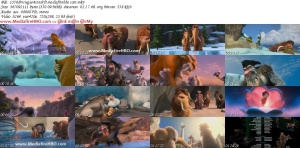 download free Ice Age 4 Continental Drift (2012) DVDRip mediafire links