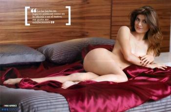 Scans Maria Aura Revista H Enero