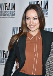 Olivia Wilde - New York Film Critics Series: Meadowland Screening @ AMC Empire 25 Theater in NYC - 10/12/15
