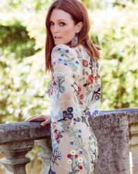 Julianne Moore - Vogue Russia September 2017