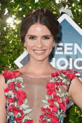 Shelley Hennig - Teen Choice Awards 2016 @ The Forum in Inglewood - 07/31/16
