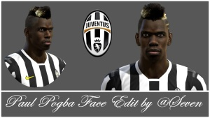 Download PES 2013 Paul Pogba Face Edit by @Seven