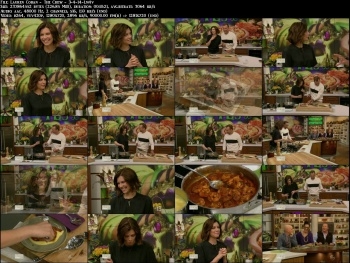 Lauren Cohan - The Chew - 3-4-14