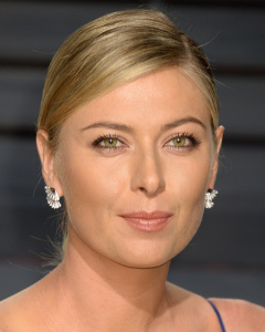 Maria Sharapova - 2017 Vanity Fair Oscar Party Hosted By Graydon Carter - February 26th 2017