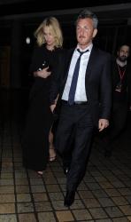 Sean Penn - Charlize Theron and Sean Penn - seen leaving Royal Festival Hall. London - February 16, 2015 (153xHQ) KyARJU83