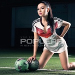 Vicky Shu Hot Pose Vulgar Majalah Popular 2014 - wartainfo.com