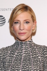 Cate Blanchett -             ''Manifesto'' Screening Tribeca Film Festival New York City April 26th 2017.
