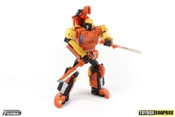 [Unique Toys] Produit Tiers - Jouet Y-03 Sworder - aka Sandstorm/Siroco - Page 2 HEV0wcxn
