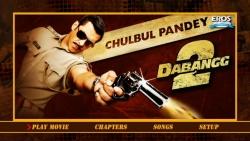 Dabangg 2 (2012) MHCE NTSC DVD5 Subs - DST